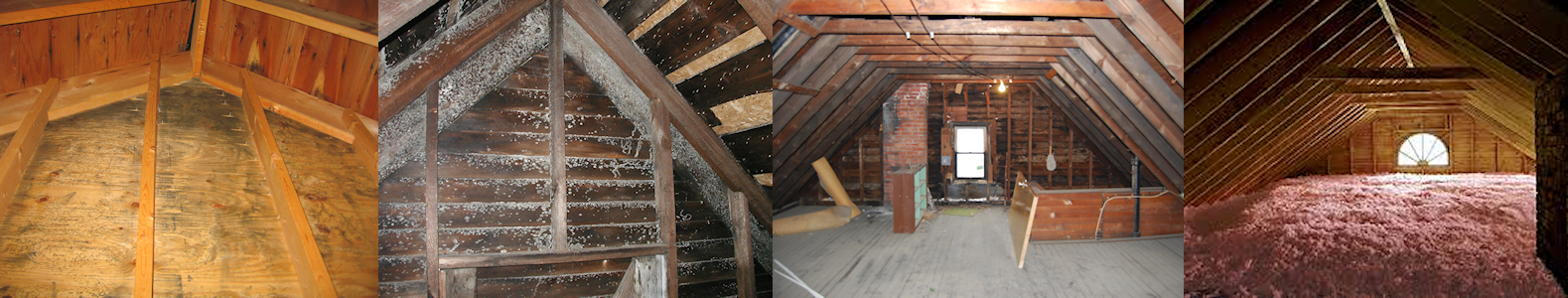 Attic Inspections can tell a lot