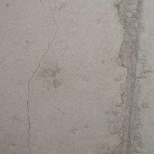 So you have a flat roof future proof property inspections for Poured concrete foundation cracks